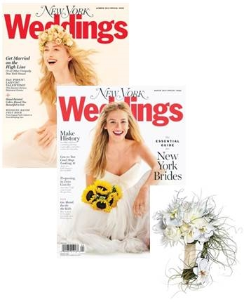 Triplicity Flowers featured in NYMagazine